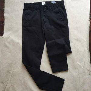 H&M Black Skinny Fit Pants